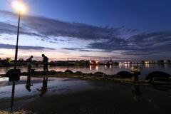 Dusk Fishing
