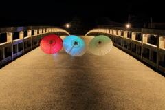 梅ノ橋・和傘