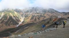 立山トレッキング