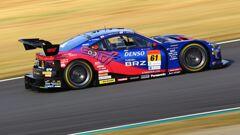 もうちょっとで優勝 SUBARU BRZ GT300