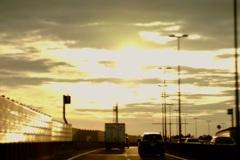 jupiterで撮る阪神高速 Ⅳ