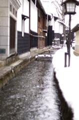 飛騨古川 白壁土蔵街