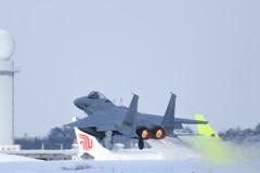 F15テイクオフ
