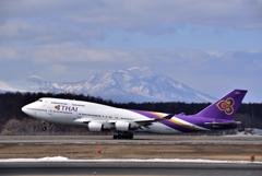 Boeing747 Takeoff