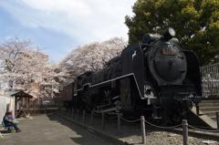 ほのぼの機関車