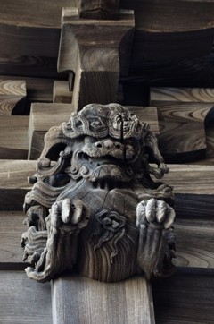 彫刻の叶神社