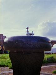 夏の日の臨海公園2
