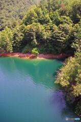 8月のダム湖7