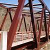 鉄橋・・・