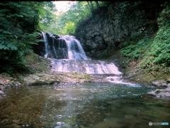 フィルム平和の滝