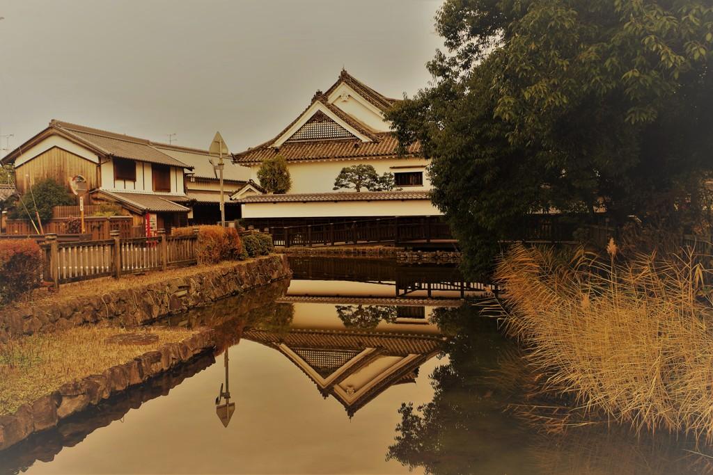 今井町 -水鏡-