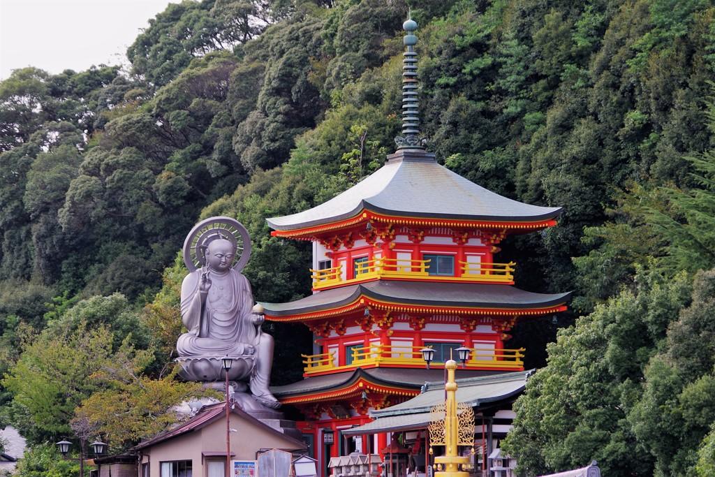 日本一大地蔵尊