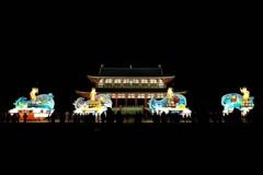 奈良大立山まつり -四天王-