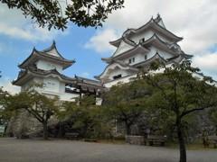 伊賀上野城天守閣
