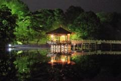 古都奈良百景 -浮見堂-