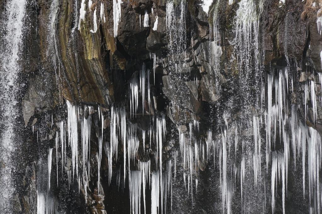 華厳の滝部分