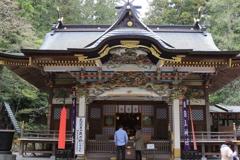 秩父宝登山神社・1