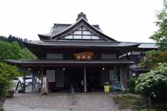 西福寺門前の売店