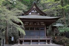 秩父宝登山神社・2