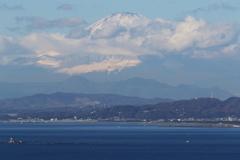 江ノ島シーキャンドルから