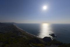 ロングビーチの朝