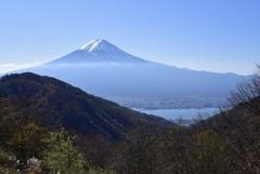 御坂の富士