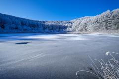 雪と氷の世界