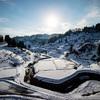 初冬の山古志
