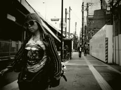 umeda street