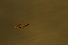 夜間飛行訓練