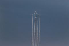 静浜基地航空祭を静岡空港から撮ってみる