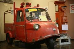 ミゼット消防車