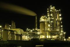 石油精製基地