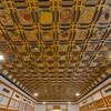 永平寺 傘松閣の天井画
