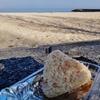 第二千百十五作 「ここで食べやう 心づくしの おにぎりひとつ」 愛媛県上灘