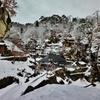 第二千三百六十六作 「奥の院へのぼれば 雪のしづかさ」 山形県山寺