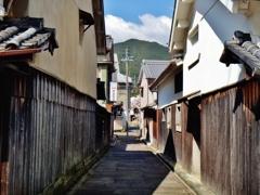 第二千四百六十一作 「考え込みて 迷ふた路地では あるけれど」 奈良県大宇陀