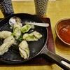 第二千三十九作  「寒の戻りの 牡蠣など食ふて」 広島県三原