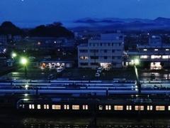 第二千二百二十作 「夜明けを待つて 旅の行先を」 福島県いわき