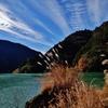 第二千三百三十八作 「すじ雲を 掃いて 流して すすきつぽう」 静岡県水窪