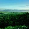 第二千五百七十作 「朝霧流るる 原野に佇む」 北海道釧路
