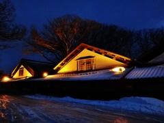 第二千五十一作  「酒場恋しい 雪に己の 影を踏み」 山形県酒田