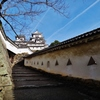 第二千四十三作  「たまさか立ち寄りて 白鷺の城まともに」 兵庫県姫路