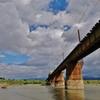 第二千二百七十九作 「汽車は東へ さびしさの 川を越し」 富山県水橋