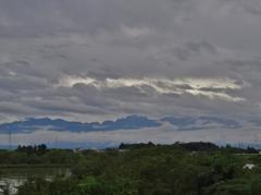 第千九百二十五作  「また降りさうな 立山の巌を」 富山県富山