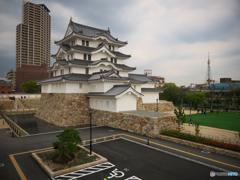 平成最後の城・尼崎城