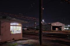 夜の機関区 Ⅳ