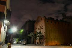 煉瓦の記憶 Ⅲ ~創業之地之夜