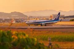 黄昏Airport