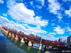 さらば、神崎川橋梁